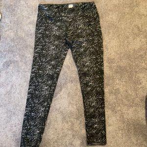 32 degrees cool weatherproof patterned leggings